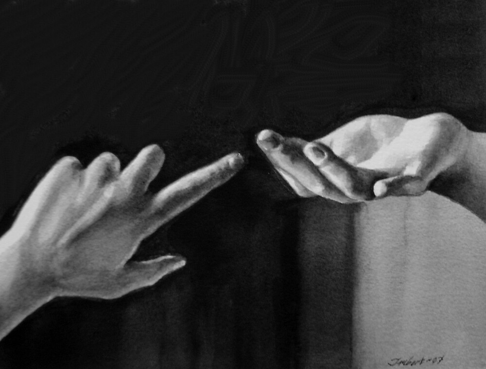 Hands by lupen52