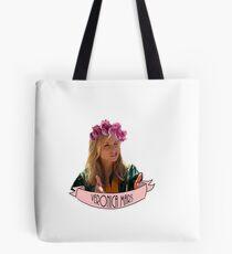 Veronica Mars Flower Crown Tote Bag