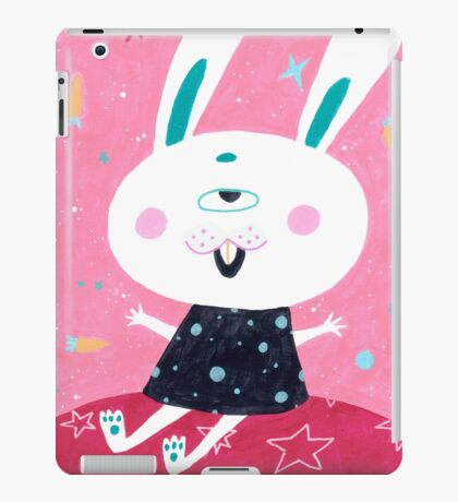 Bunny from mars iPad Case/Skin