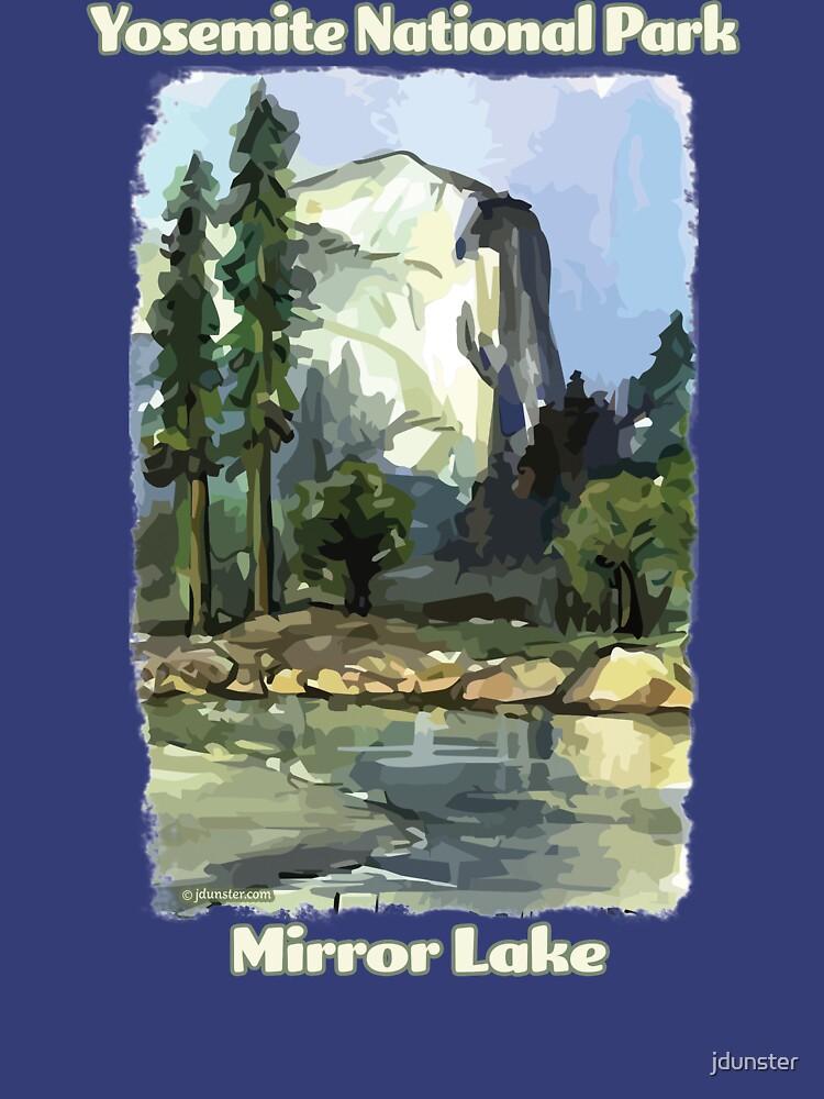 Mirror Lake, Yosemite National Park by jdunster