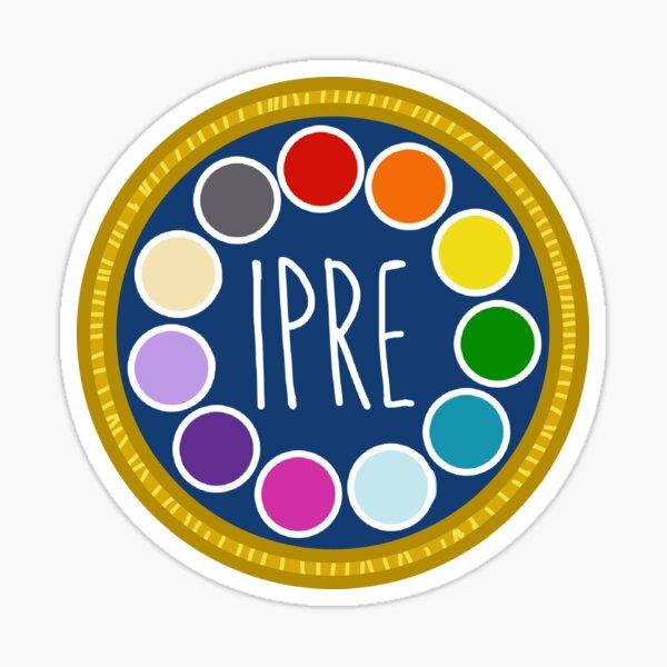the adventure zone IPRE badge Sticker