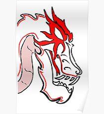 Dragon-Head Poster