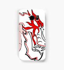 Dragon-Head Samsung Galaxy Case/Skin