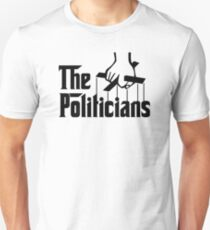 Puppet Politicians Unisex T-Shirt
