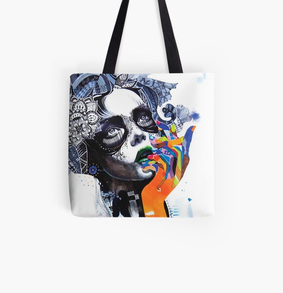 The Dream All Over Print Tote Bag