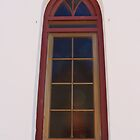 Window to a Church by kalaryder