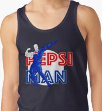 Pepsi Man Tank Top