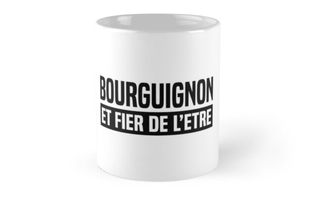 Burgundy and proud to be by fourretout