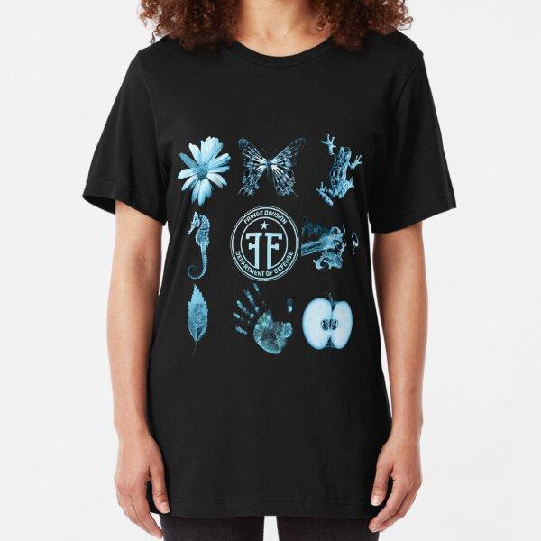 Fringe Division and Glyphs Slim Fit T-Shirt