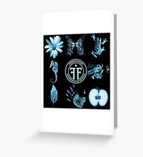 Fringe Division and Glyphs Greeting Card