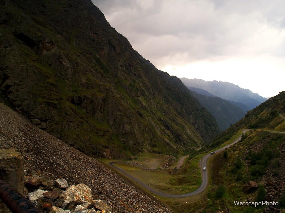 Mountain Pass by WatscapePhoto