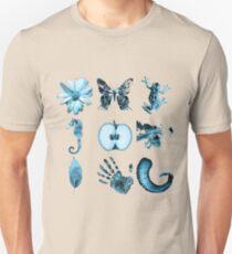 All nine glyphs of Fringe Unisex T-Shirt