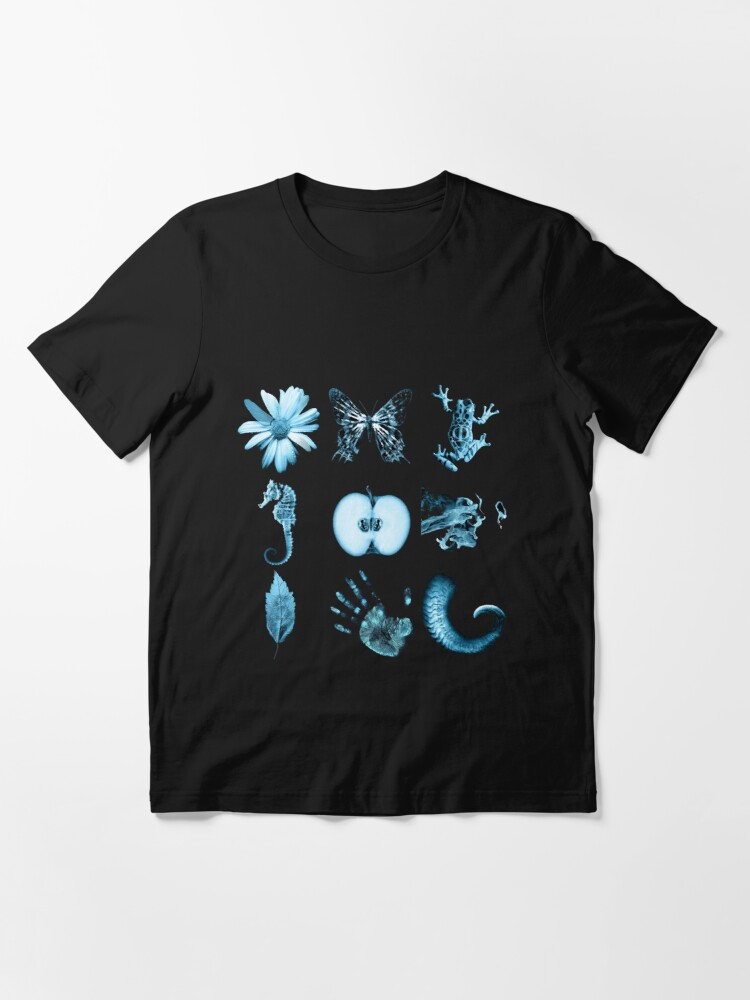 Alternate view of All nine glyphs of Fringe Essential T-Shirt