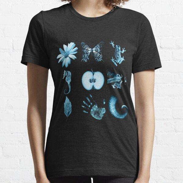 All nine glyphs of Fringe Essential T-Shirt