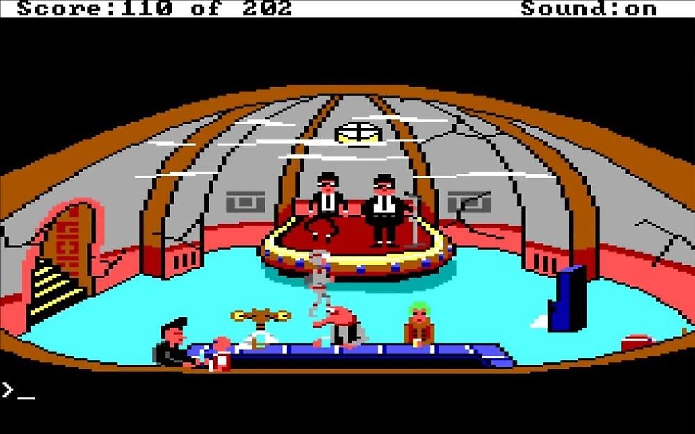 Space Quest 1 Bar screenshot by kjksvmn