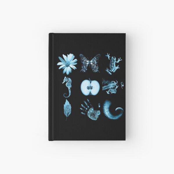 All nine glyphs of Fringe Hardcover Journal