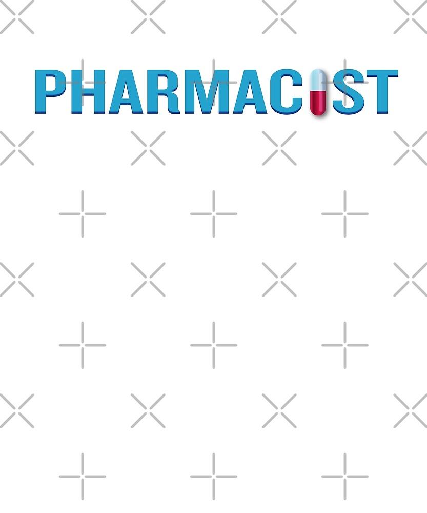 Pharmacist Assume I'm Always Right Funny Gift  by JapaneseInkArt