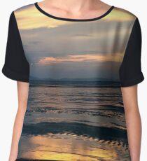 Orpheus Island sunrise Women's Chiffon Top