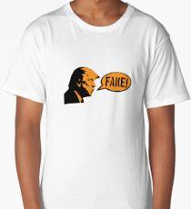 Fake! Long T-Shirt