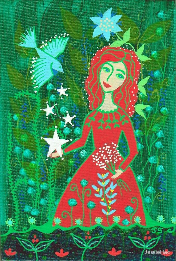 Bluebird by Jessielilac