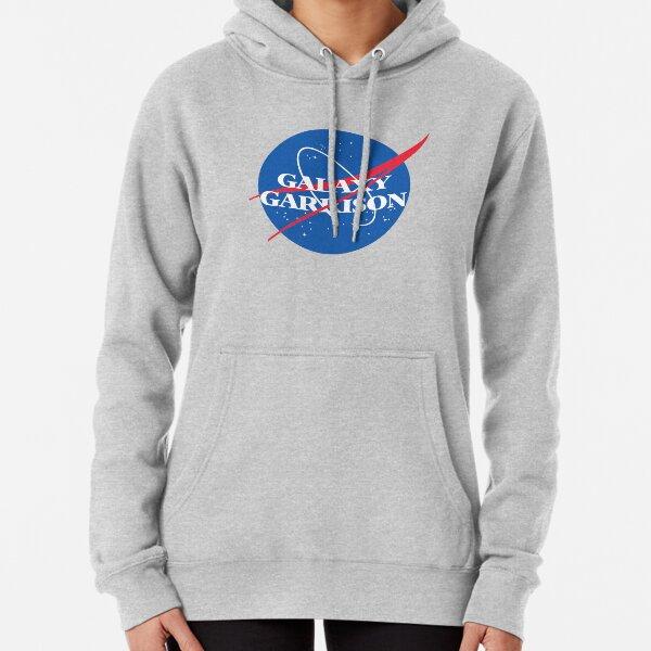 Voltron Galaxy Garrison NASA Parody Pullover Hoodie