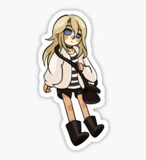 Angels of Death - Ray Sticker