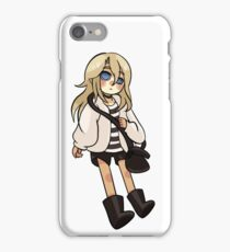 Angels of Death - Ray iPhone Case/Skin