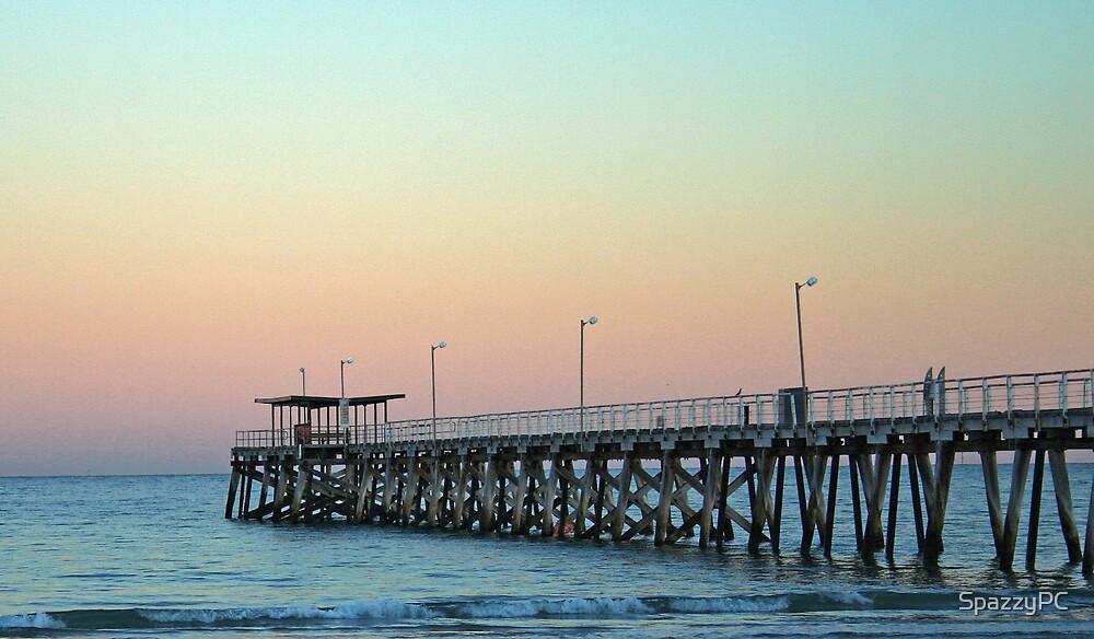Sunrise at Largs - South Australia by Paul Clarke