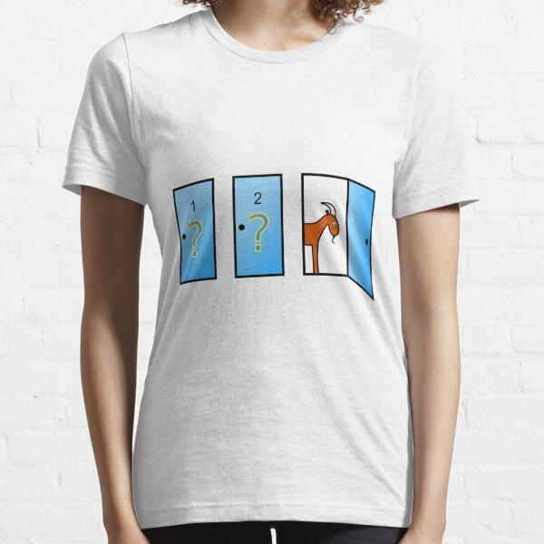 Monty Hall : Do you Switch? Essential T-Shirt