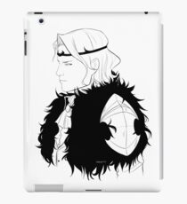 Winter Xander iPad Case/Skin