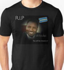 RIP Mr. Mufasi Unisex T-Shirt