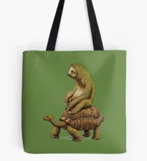 Speed is Relative Tote Bag