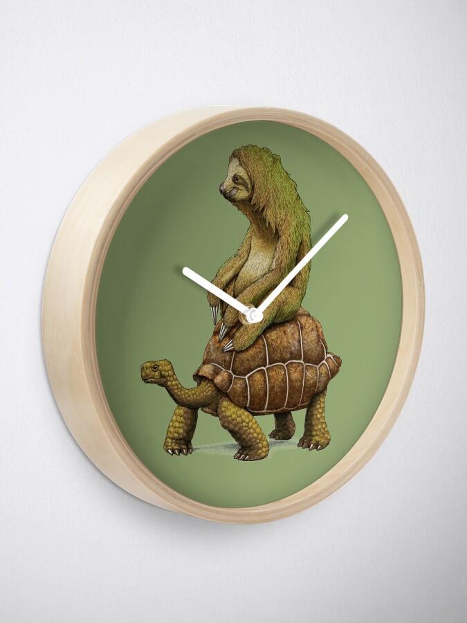 Alternate view of Speed is Relative Clock