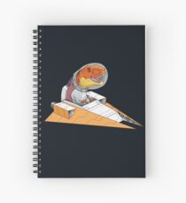 Triumphant Return Spiral Notebook