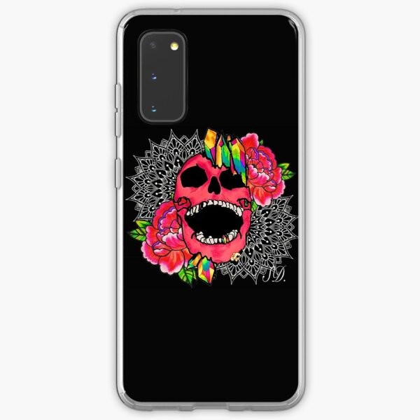 beauty and death Samsung Galaxy Soft Case
