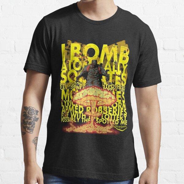 Wu Tang T-shirt essentiel