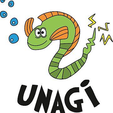 Unagi by Mockster