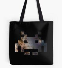 Space Invaders Tote Bag