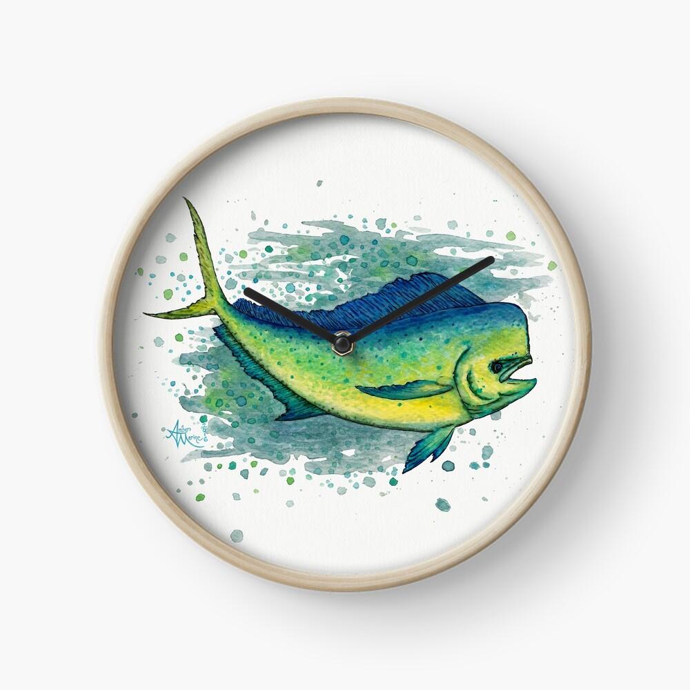 "DOLPHIN 39/"" Fish Decor Wall Art MAHI MAHI"