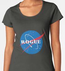ROGUE NASA Women's Premium T-Shirt