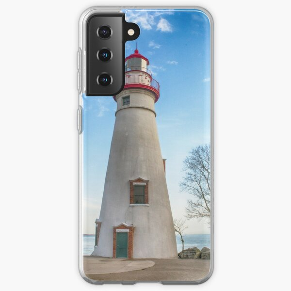 Marblehead Light House Lake Erie Samsung Galaxy Soft Case