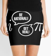 Be Rational! Mini Skirt