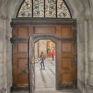 A Doorway in München by Imagery