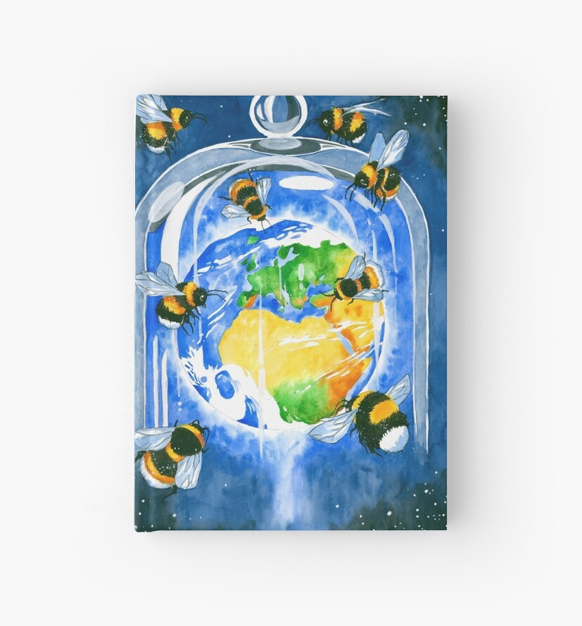 save the bees by Katy Ska