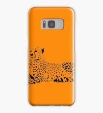 Cheetah Samsung Galaxy Case/Skin
