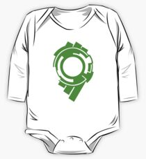 Section 9 Inspired Anime Shirt One Piece - Long Sleeve