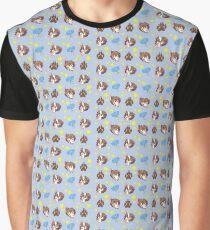 Australian shepard wallpaper Graphic T-Shirt