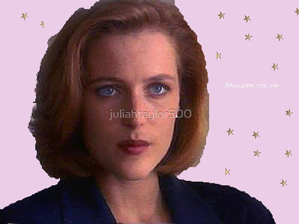 Scully by juliahtaylor500