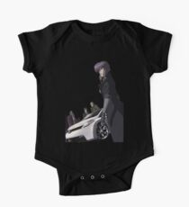Motoko Inspired Anime Shirt Kids Clothes