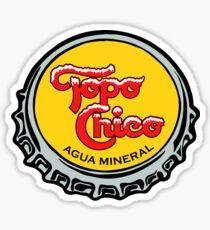 Topo Chico T-Shirt Print Sticker